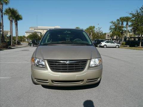 2006 Chrysler Town and Country for sale at Gulf Financial Solutions Inc DBA GFS Autos in Panama City Beach FL