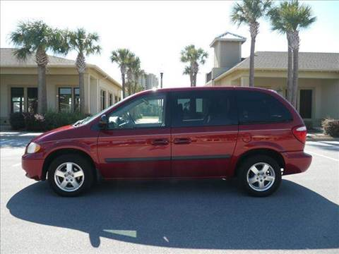 2005 Dodge Caravan for sale at Gulf Financial Solutions Inc DBA GFS Autos in Panama City Beach FL