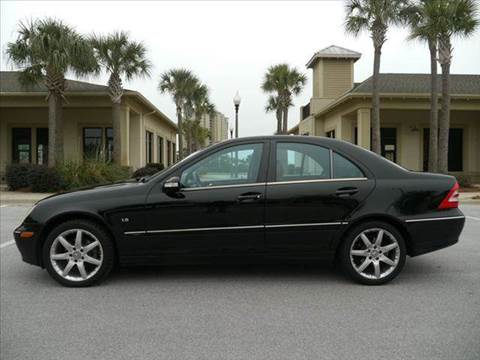 2003 Mercedes-Benz C-Class for sale at Gulf Financial Solutions Inc DBA GFS Autos in Panama City Beach FL