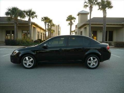 2010 Chevrolet Cobalt for sale at Gulf Financial Solutions Inc DBA GFS Autos in Panama City Beach FL
