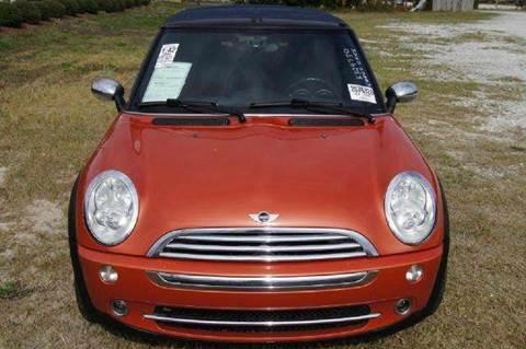2005 MINI Cooper for sale at Gulf Financial Solutions Inc DBA GFS Autos in Panama City Beach FL