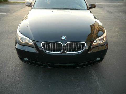 2005 BMW 5 Series for sale at Gulf Financial Solutions Inc DBA GFS Autos in Panama City Beach FL