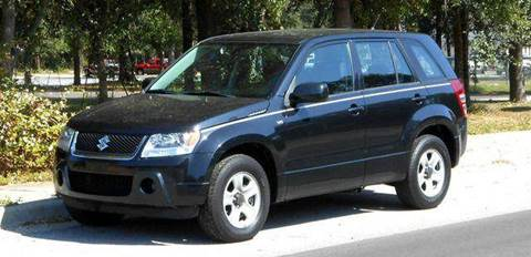 2007 Suzuki Grand Vitara for sale at Gulf Financial Solutions Inc DBA GFS Autos in Panama City Beach FL