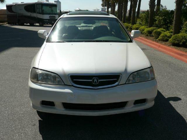 2001 Acura TL for sale at Gulf Financial Solutions Inc DBA GFS Autos in Panama City Beach FL