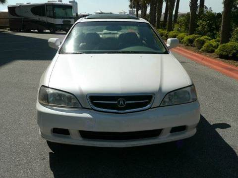 2001 Acura TL for sale at Gulf Financial Solutions Inc DBA GFS Autos in Panama City Beach FL