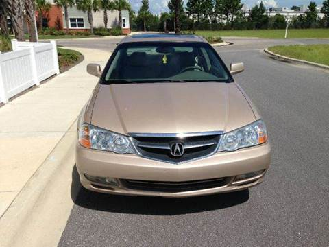 2002 Acura TL for sale at Gulf Financial Solutions Inc DBA GFS Autos in Panama City Beach FL