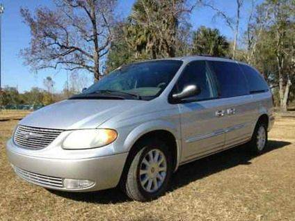 2001 Chrysler Town and Country for sale at Gulf Financial Solutions Inc DBA GFS Autos in Panama City Beach FL