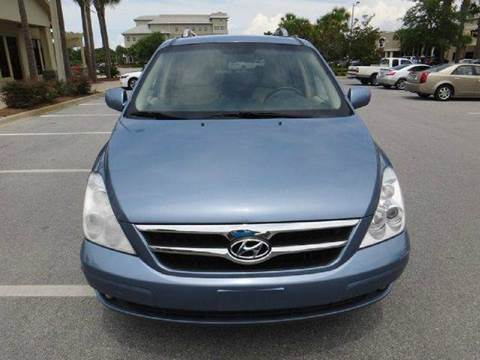2007 Hyundai Entourage for sale at Gulf Financial Solutions Inc DBA GFS Autos in Panama City Beach FL