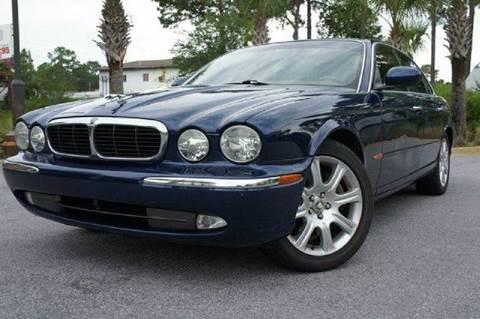 2004 Jaguar XJ for sale at Gulf Financial Solutions Inc DBA GFS Autos in Panama City Beach FL