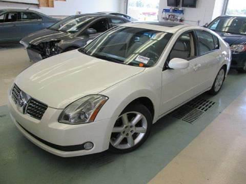2006 Nissan Maxima for sale at Gulf Financial Solutions Inc DBA GFS Autos in Panama City Beach FL
