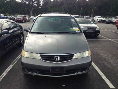 2002 Honda Odyssey for sale at Gulf Financial Solutions Inc DBA GFS Autos in Panama City Beach FL