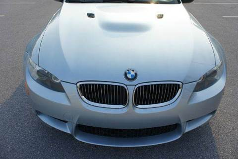 2008 BMW M3 for sale at Gulf Financial Solutions Inc DBA GFS Autos in Panama City Beach FL