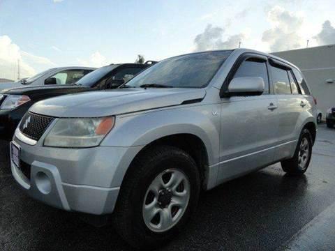 2006 Suzuki Grand Vitara for sale at Gulf Financial Solutions Inc DBA GFS Autos in Panama City Beach FL