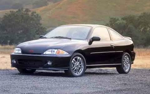 2002 Chevrolet Cavalier for sale at Gulf Financial Solutions Inc DBA GFS Autos in Panama City Beach FL