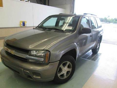 2006 Chevrolet TrailBlazer for sale at Gulf Financial Solutions Inc DBA GFS Autos in Panama City Beach FL