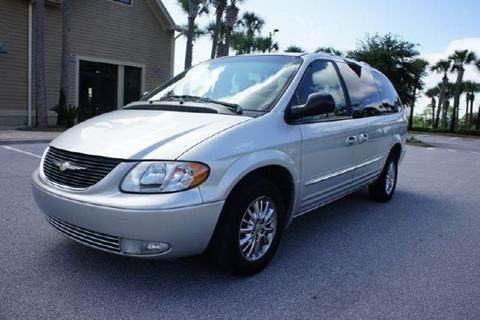 2004 Chrysler Town and Country for sale at Gulf Financial Solutions Inc DBA GFS Autos in Panama City Beach FL