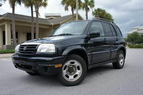 2002 Suzuki Grand Vitara for sale at Gulf Financial Solutions Inc DBA GFS Autos in Panama City Beach FL