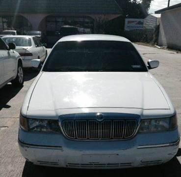 2002 Mercury Grand Marquis for sale at Gulf Financial Solutions Inc DBA GFS Autos in Panama City Beach FL