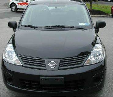 2009 Nissan Versa for sale at Gulf Financial Solutions Inc DBA GFS Autos in Panama City Beach FL