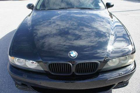 2001 BMW 5 Series for sale at Gulf Financial Solutions Inc DBA GFS Autos in Panama City Beach FL