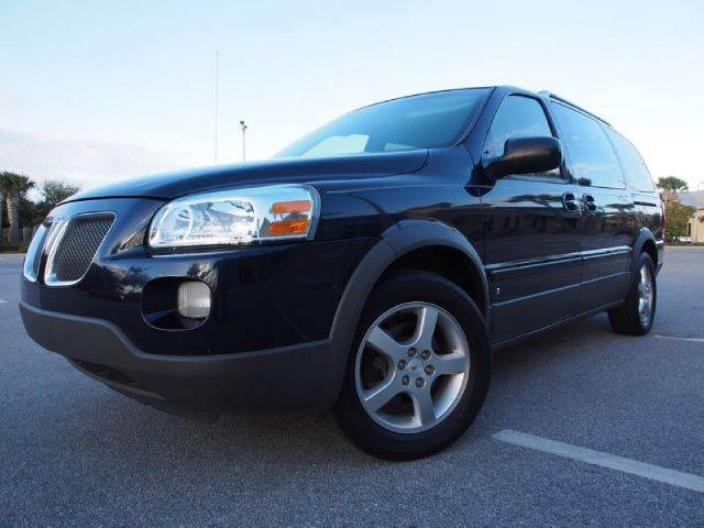 2006 Pontiac Montana SV6 for sale at Gulf Financial Solutions Inc DBA GFS Autos in Panama City Beach FL