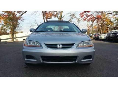 2001 Honda Accord for sale at Gulf Financial Solutions Inc DBA GFS Autos in Panama City Beach FL