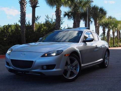 2004 Mazda RX-8 for sale at Gulf Financial Solutions Inc DBA GFS Autos in Panama City Beach FL