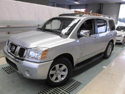 2006 Nissan Armada for sale at Gulf Financial Solutions Inc DBA GFS Autos in Panama City Beach FL