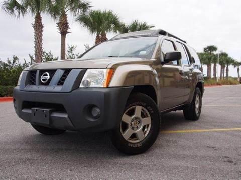 2007 Nissan Xterra for sale at Gulf Financial Solutions Inc DBA GFS Autos in Panama City Beach FL