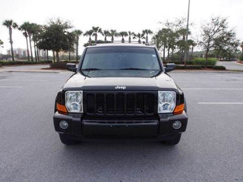 2006 Jeep Commander for sale at Gulf Financial Solutions Inc DBA GFS Autos in Panama City Beach FL