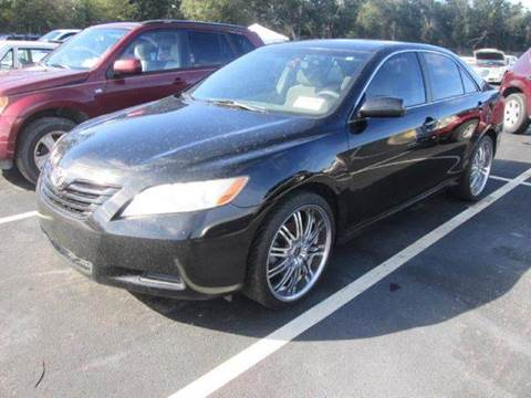 2007 Toyota Camry for sale at Gulf Financial Solutions Inc DBA GFS Autos in Panama City Beach FL