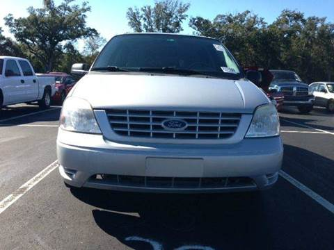 2007 Ford Freestar for sale at Gulf Financial Solutions Inc DBA GFS Autos in Panama City Beach FL