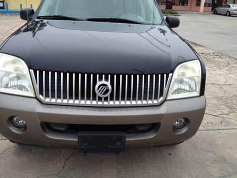 2003 Mercury Mountaineer for sale at Gulf Financial Solutions Inc DBA GFS Autos in Panama City Beach FL