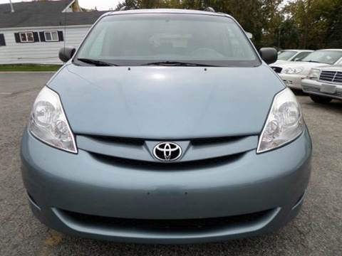 2007 Toyota Sienna for sale at Gulf Financial Solutions Inc DBA GFS Autos in Panama City Beach FL