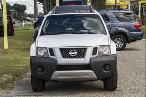 2009 Nissan Xterra for sale at Gulf Financial Solutions Inc DBA GFS Autos in Panama City Beach FL