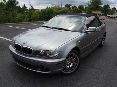 2006 BMW 3 Series for sale at Gulf Financial Solutions Inc DBA GFS Autos in Panama City Beach FL