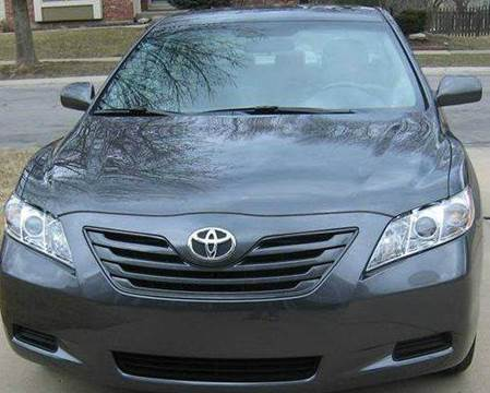 2008 Toyota Camry for sale at Gulf Financial Solutions Inc DBA GFS Autos in Panama City Beach FL