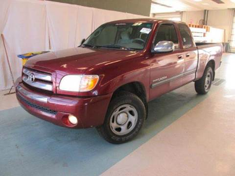 2006 Toyota Tundra for sale at Gulf Financial Solutions Inc DBA GFS Autos in Panama City Beach FL