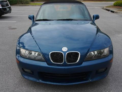 2000 BMW Z3 for sale at Gulf Financial Solutions Inc DBA GFS Autos in Panama City Beach FL