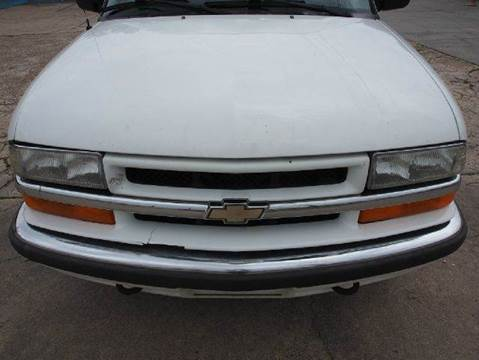 2001 Chevrolet Blazer for sale at Gulf Financial Solutions Inc DBA GFS Autos in Panama City Beach FL