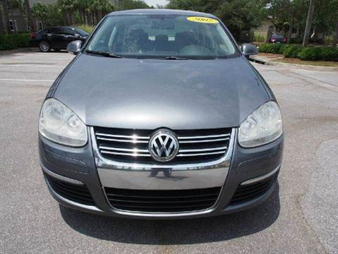 2007 Volkswagen Jetta for sale at Gulf Financial Solutions Inc DBA GFS Autos in Panama City Beach FL