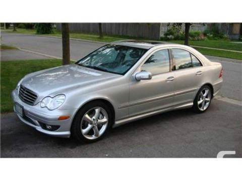 2005 Mercedes-Benz C-Class for sale at Gulf Financial Solutions Inc DBA GFS Autos in Panama City Beach FL