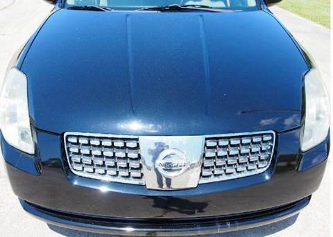 2005 Nissan Maxima for sale at Gulf Financial Solutions Inc DBA GFS Autos in Panama City Beach FL