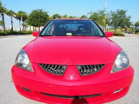 2004 Mitsubishi Lancer for sale at Gulf Financial Solutions Inc DBA GFS Autos in Panama City Beach FL