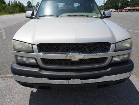 2006 Chevrolet Avalanche for sale at Gulf Financial Solutions Inc DBA GFS Autos in Panama City Beach FL