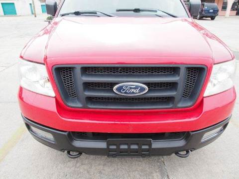 2004 Ford F-150 for sale at Gulf Financial Solutions Inc DBA GFS Autos in Panama City Beach FL