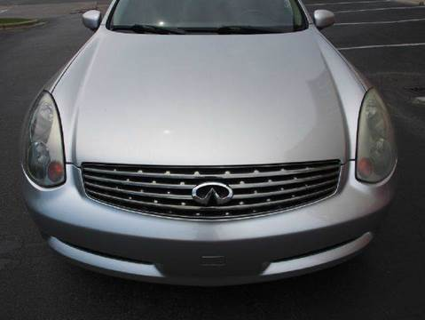 2003 Infiniti G35 for sale at Gulf Financial Solutions Inc DBA GFS Autos in Panama City Beach FL