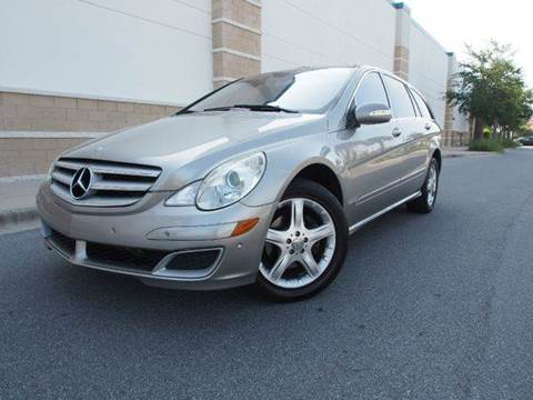2006 Mercedes-Benz R-Class for sale at Gulf Financial Solutions Inc DBA GFS Autos in Panama City Beach FL