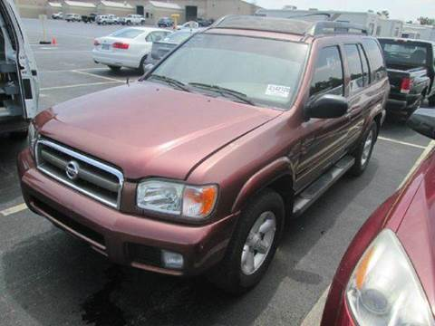 2004 Nissan Pathfinder for sale at Gulf Financial Solutions Inc DBA GFS Autos in Panama City Beach FL