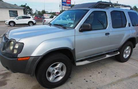 2002 Nissan Xterra for sale at Gulf Financial Solutions Inc DBA GFS Autos in Panama City Beach FL